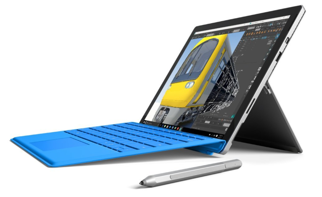 laptop surface pro 4